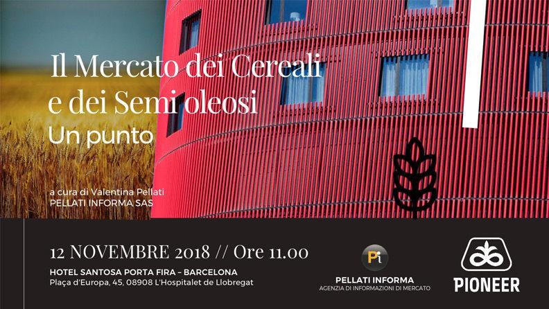 Pellati Informa Pioneer Barcellona